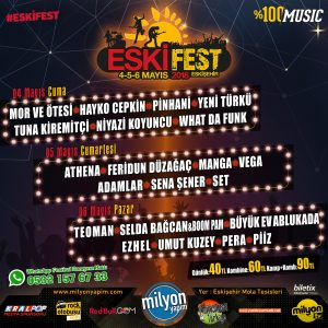 EskiFest 2018